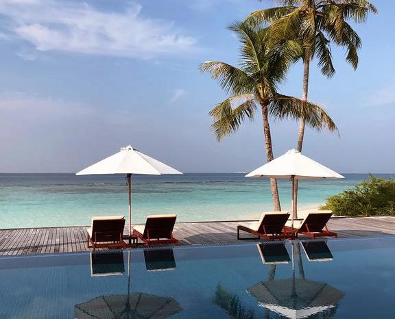 Accommodate 2 Villas in 1 Stay at Noku Maldives
