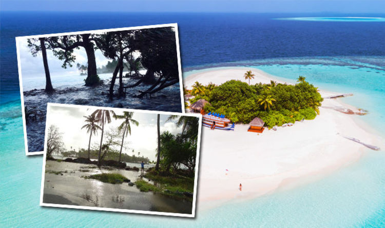 Popular holiday islands such as the Maldives could be 'uninhabitable in decades' – Express.co.uk